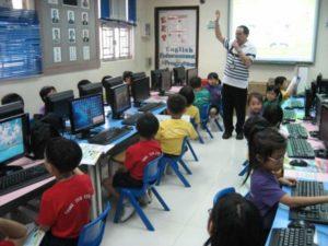 computer class fro school kids