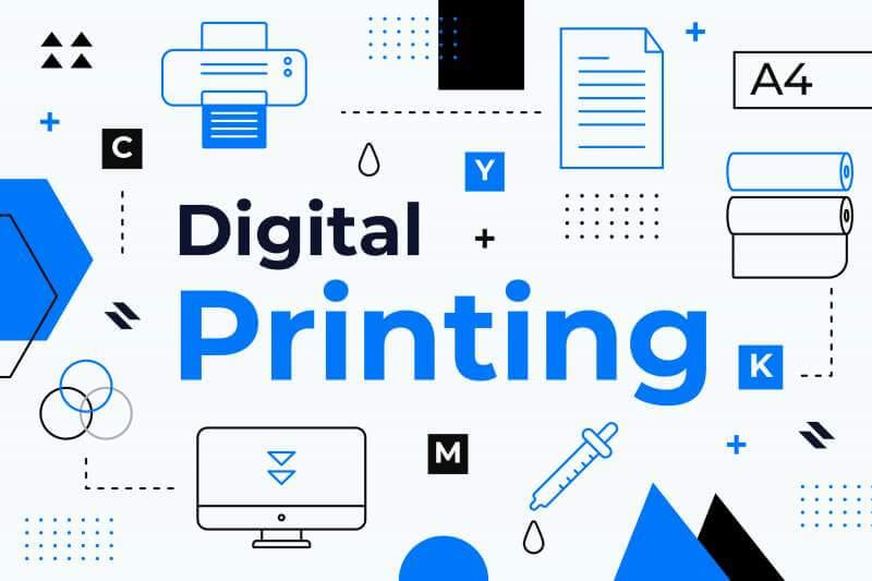 Digital printing concept