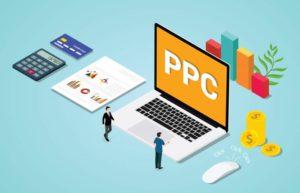 Isometric 3d ppc paid per clik advertising