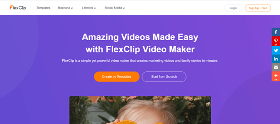 Flexclip Video Maker