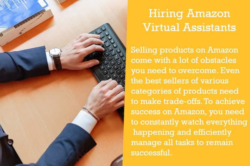 hiring best Amazon virtual assistant